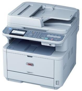 OKI Systems MB 451 W