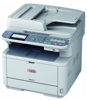 OKI Systems MB 491