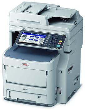 Oki Systems MC760dnfax