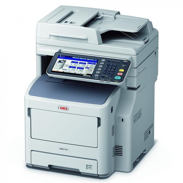 Oki Systems MB770dnfax