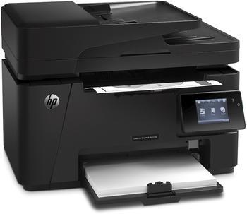 Testbericht HP Laserjet Pro M 127 FW