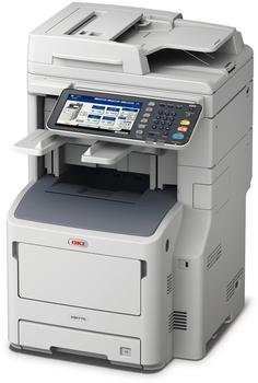 Oki Systems MB770dfnfax
