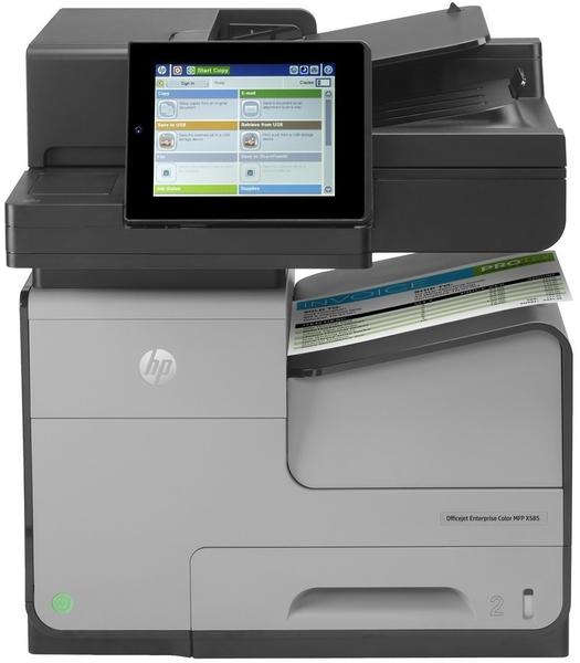 Hewlett-Packard HP Officejet Enterprise Color MFP X585f (B5L05A)