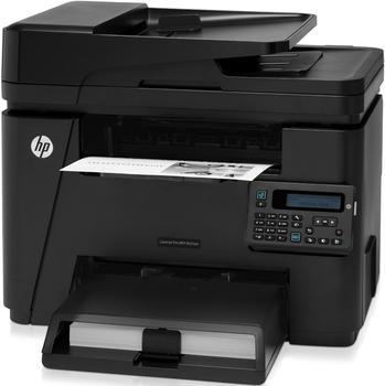 Testbericht HP Laserjet Pro Mfp M 225 DN