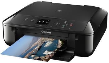 Testbericht Canon Pixma MG5750