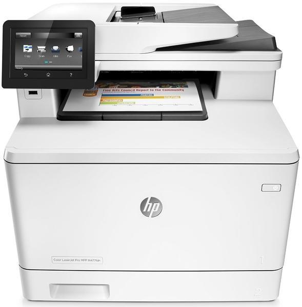 HP Color Laserjet Pro Mfp M 477 Fdn
