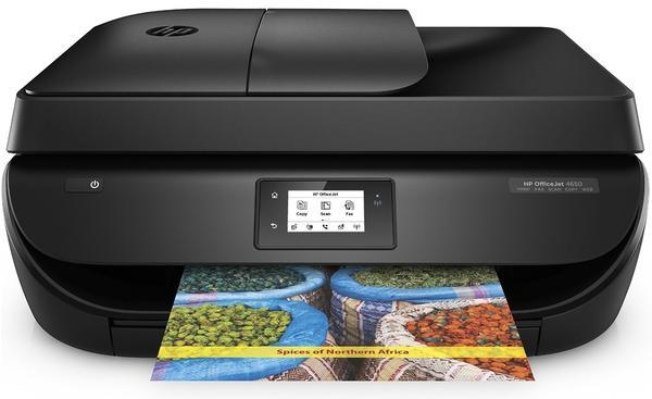 HP OfficeJet 4650 (F1H96B)
