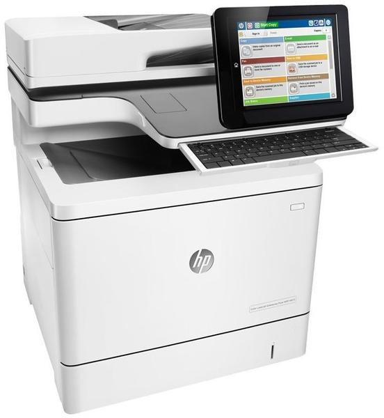 HP Color LaserJet Enterprise MFP M577c (B5L54A)