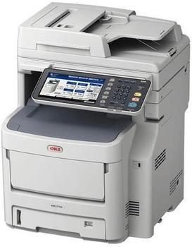 Oki Systems MB770dfnvfax