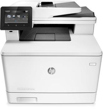 Hewlett-Packard HP Color LaserJet Pro MFP M377dw (M5H23A)
