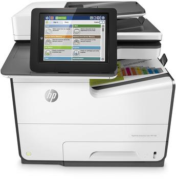 Hewlett-Packard HP PageWide Enterprise Color MFP 586dn (G1W39A)