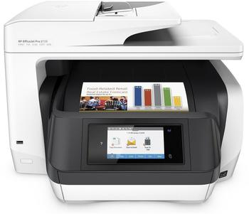 HP Officejet Pro 8720 Aio Printer