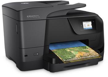 Testbericht HP Officejet Pro 8710 Aio Printer