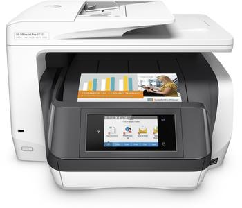 Hewlett-Packard HP Officejet Pro 8730 (D9L20A)