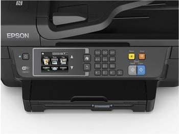 Testbericht Epson WorkForce WF-2760DWF (C11CF77402)
