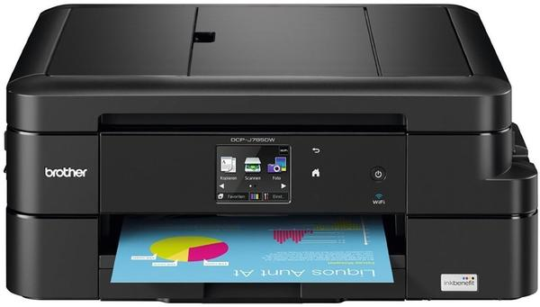 Brother DCP-J785DW Multifunktionsdrucker