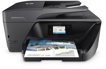 Hewlett-Packard HP Officejet Pro 6970 (T0F33A)