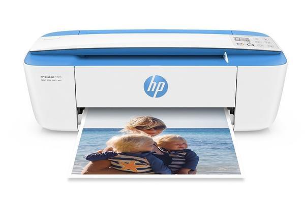 HP Deskjet 3720 weiß/blau