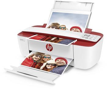 Hewlett-Packard HP Deskjet 3732 rot (T8X05B)