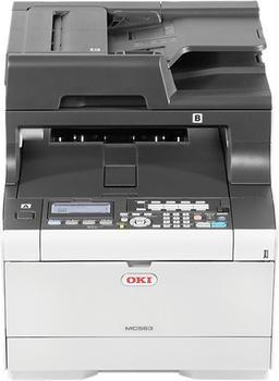 Oki Systems MC563dn