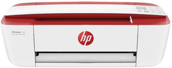 HP Deskjet 3733 weiß/rot (T8X01B)