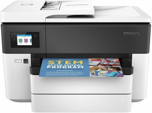 Hewlett-Packard HP OfficeJet Pro 7730 (Y0S19A)