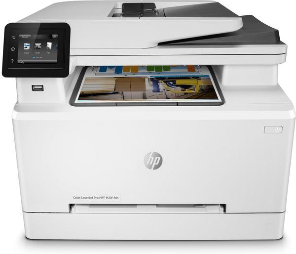 Hewlett-Packard HP Color LaserJet Pro MFP M281fdn (T6B81A)