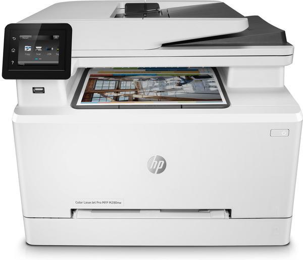 Hewlett-Packard HP Color LaserJet Pro MFP M280nw (T6B80A)