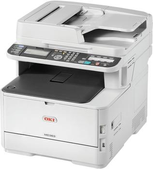 Oki Systems MC363dnw