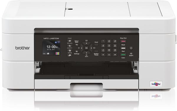 Brother MFC-J497DW 4in1 Multifunktionsdrucker