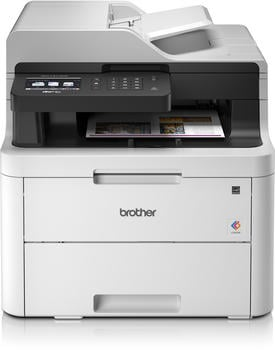 Brother MFC-L3710CW Farblaser-Multifunktionsdrucker Scanner Kopierer Fax