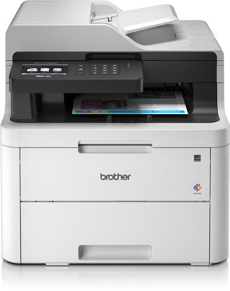 Brother MFC-L3730CDN Farblaser-Multifunktionsdrucker Scanner Kopierer Fax