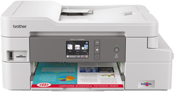 Brother DCP-J1100DW Tintenstrahl-Multifunktionsdrucker
