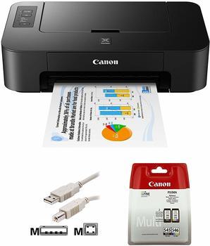 canon-pixma-ts205-tintenstrahl-fotodrucker-bundle-mit-original-tinte-usb-kabel