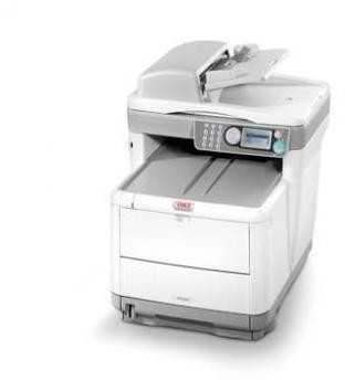 OKI Systems MC360