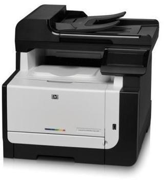 Testbericht HP Laserjet Pro CM 1415 Fnw