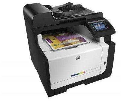 HP Laserjet Pro CM 1415 Fnw