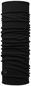 Buff Midweight Merino Wool solid black