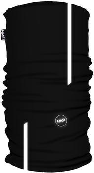 H.A.D. Printed Fleece Tube black eyes reflective