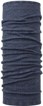 Buff Lightweight Merino Wool edgy denim
