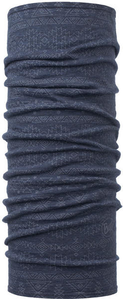 Buff Lightweight Merino Wool edgy denim