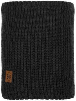 Buff Knitted & Polar Fleece Neckwarmer Rutger graphite