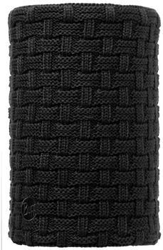 Buff Knitted & Polar Neckwarmer Airon black