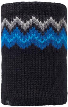 Buff Knitted & Polar Neckwarmer Danke black