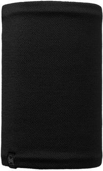 Buff Knitted & Polar Neckwarmer Neo black