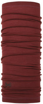 Buff Lightweight Merino Wool solid wine