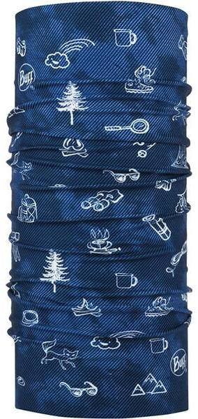 Buff Youth Tube Scarf Original Child blue (118340)