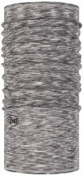 Buff Lightweight Merino Wool light stone multi stripes