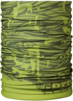 VAUDE Kids Neck Gaiter II chute green