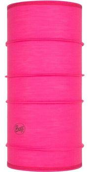 Buff Lightweight Merino Wool Kids solid pump pink